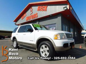 Ford Explorer Eddie Bauer For Sale In Abilene |