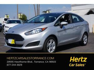 Ford Fiesta SE For Sale In Torrance | Cars.com