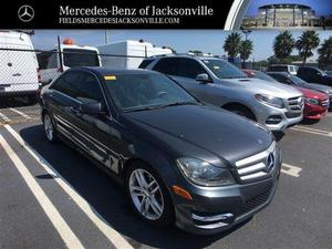 Mercedes-Benz C 250 For Sale In Jacksonville | Cars.com