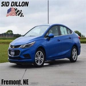 Chevrolet Cruze For Sale In Fremont | Cars.com