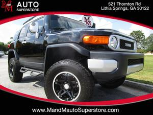 Toyota FJ Cruiser in Lithia Springs, GA