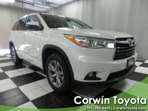 Toyota Highlander XLE For Sale In Fargo | Cars.com