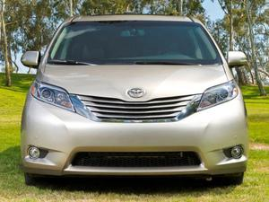Toyota Sienna Limited Premium For Sale In Muskegon |