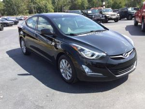 Hyundai Elantra SE For Sale In Asheville | Cars.com
