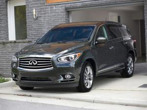 INFINITI JX35 For Sale In Medina   Cars.com