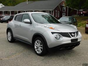Nissan Juke SV For Sale In Old Saybrook | Cars.com