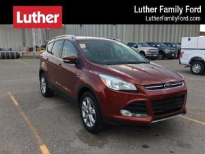 Ford Escape TITANIUM For Sale In Fargo | Cars.com