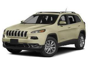 Jeep Cherokee Limited For Sale In Anchorage | Cars.com