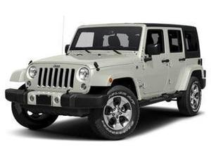 Jeep Wrangler Unlimited Sahara For Sale In Aberdeen |