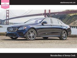 Mercedes-Benz E 300 For Sale In San Jose | Cars.com