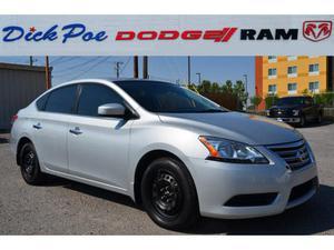 Nissan Sentra SV For Sale In El Paso | Cars.com