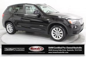 BMW X3 xDrive28i For Sale In Nashville | Cars.com