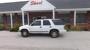 Chevrolet Blazer LT For Sale In Shelby | Cars.com