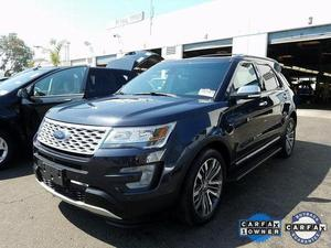 Ford Explorer Platinum For Sale In Concord   Cars.com