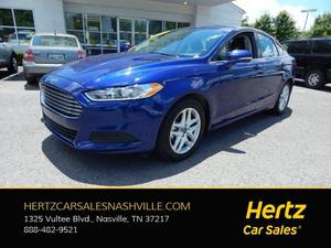 Ford Fusion SE For Sale In Nashville | Cars.com