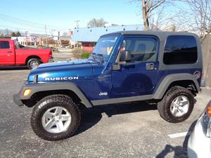 Jeep Wrangler Rubicon in Louisville, KY