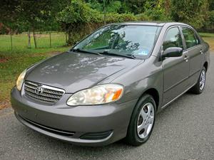 Toyota Corolla CE For Sale In Marlboro | Cars.com