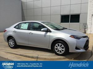 Toyota Corolla L For Sale In Fayetteville   Cars.com