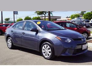 Toyota Corolla LE For Sale In Orange | Cars.com