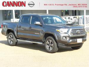Toyota Tacoma TRD Sport For Sale In Jackson | Cars.com