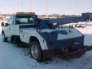 Ford F-450 Super Duty Wrecker