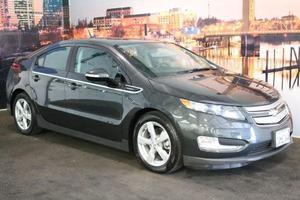 Chevrolet Volt Base For Sale In Sacramento | Cars.com