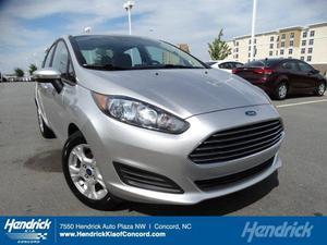 Ford Fiesta SE For Sale In Concord | Cars.com