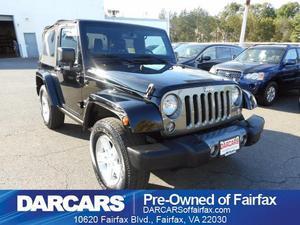Jeep Wrangler Sport For Sale In Fairfax   Cars.com