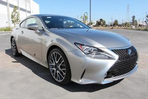 Lexus RC 350 Base For Sale In Fremont | Cars.com