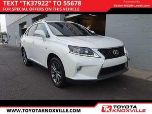 Lexus RX  For Sale In Knoxville | Cars.com