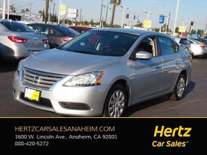 Nissan Sentra S For Sale In Anaheim | Cars.com