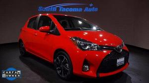 Toyota Yaris SE For Sale In Tacoma | Cars.com