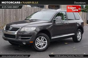 Volkswagen Touareg 2 V6 For Sale In Nashville |