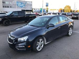 Chevrolet Cruze LTZ For Sale In Dayton   Cars.com