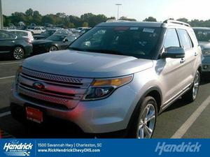 Ford Explorer Limited For Sale In Charleston | Cars.com