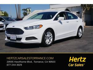 Ford Fusion SE For Sale In Torrance | Cars.com