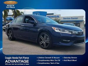 Honda Accord Sport SE For Sale In Fort Pierce |