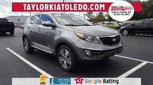 Kia Sportage EX For Sale In Toledo | Cars.com