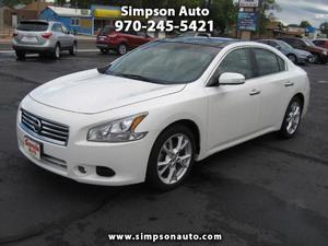 Nissan Maxima SV For Sale In Grand Junction | Cars.com