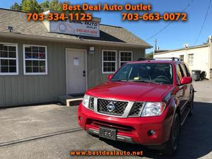 Nissan Pathfinder LE For Sale In Stafford | Cars.com