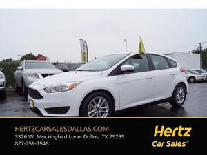 Ford Focus SE For Sale In Dallas   Cars.com