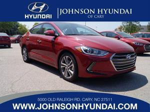 Hyundai Elantra Limited For Sale In Cary | Cars.com