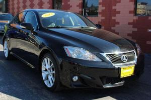 Lexus IS 250 Base For Sale In Everett | Cars.com