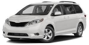 Toyota Sienna LE For Sale In Chula Vista | Cars.com