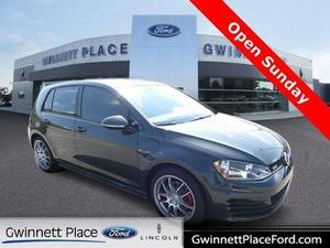 Volkswagen Golf GTI SE For Sale In Duluth   Cars.com