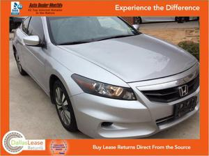 Honda Accord EX-L For Sale In Dallas | Cars.com