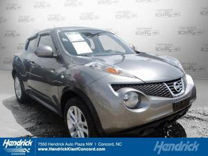 Nissan Juke SV For Sale In Concord | Cars.com