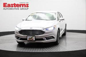 Ford Fusion For Sale In Sterling | Cars.com