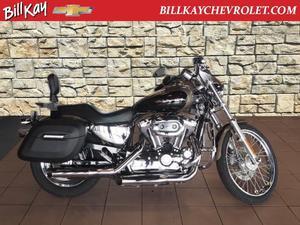 Harley Davidson XL C Sportster Motorcycle
