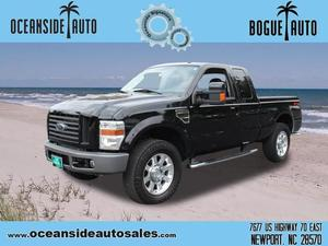 Ford F-250 Super Duty XLT Supercab Long BED 4WD Pickup